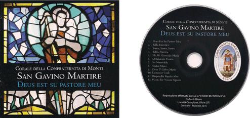 CD 2010 Deus Est su Pastore meu